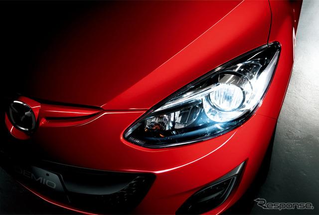 Third generation Mazda Demio