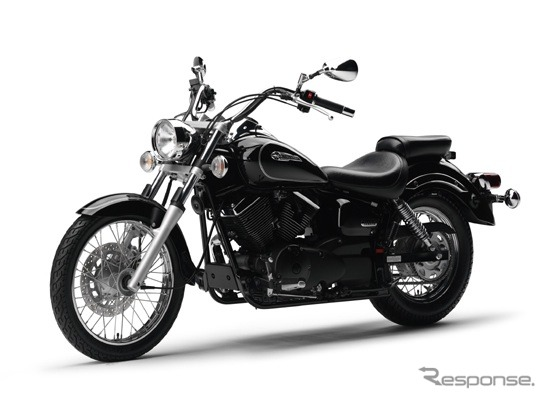 Bore X stroke XVS250 dragster