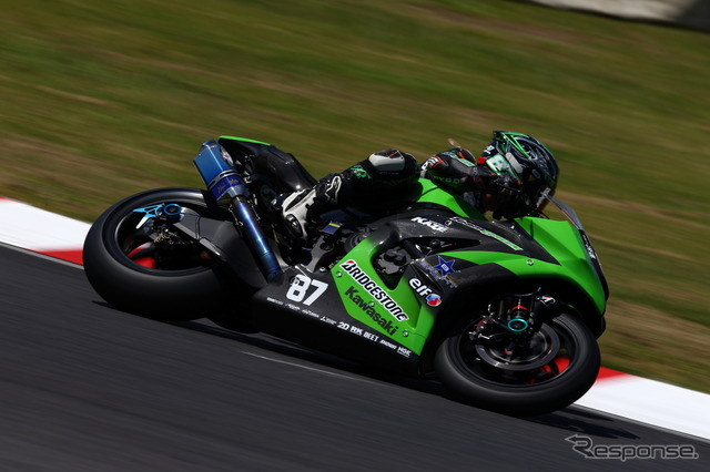 Coca-Cola and Coca-Cola Zero Suzuka 8 hours endurance road race concluded a Suzuka 8 2014