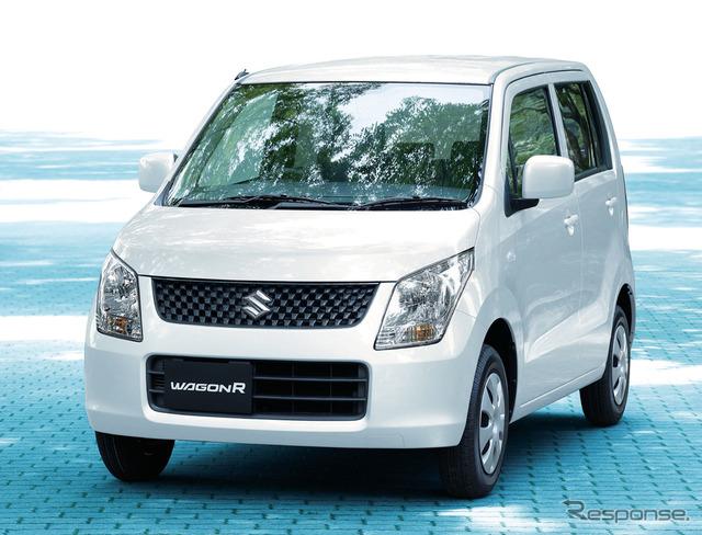 Suzuki Wagon R (old)