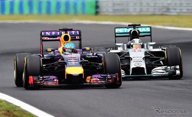 F1 Hungary Grand Prix