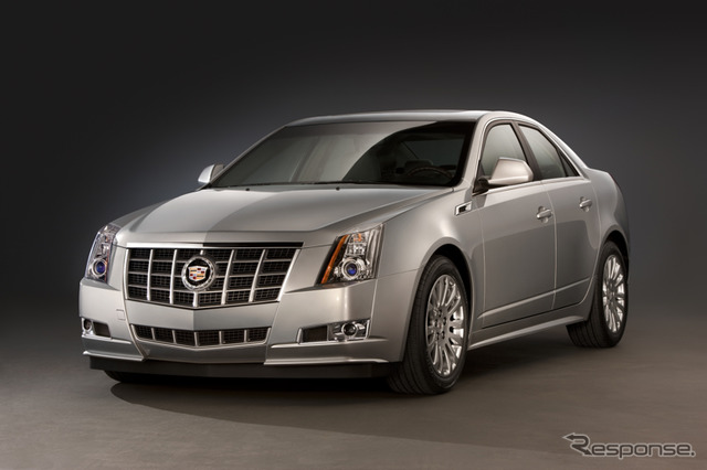 Its predecessor is the Cadillac CTS sedan