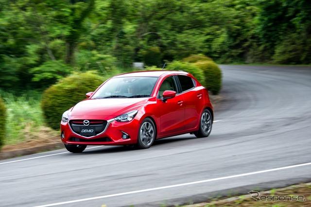Mazda Demio Prototype 1.5 liter diesel