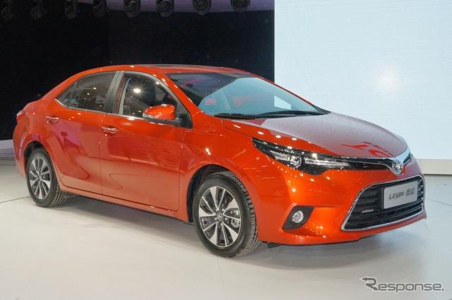 Toyota Levin (Beijing Motor Show 14)