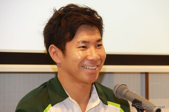 Kobayashi players resolutions this year F1 Japan Grand Prix