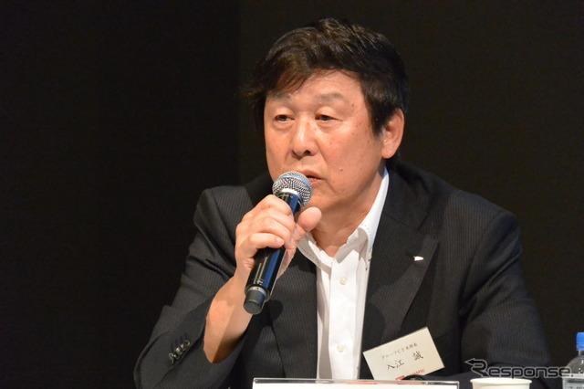 Daihatsu Senior Managing Executive Officer Makoto Irie