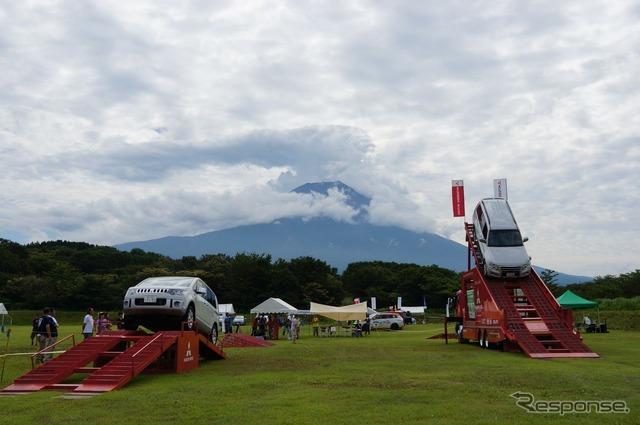 2014 Mitsubishi Star Camp