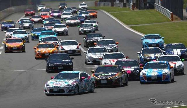 GAZOO Racing 86/BRZ Race