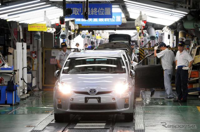 Toyota Tsutsumi plant (source image)