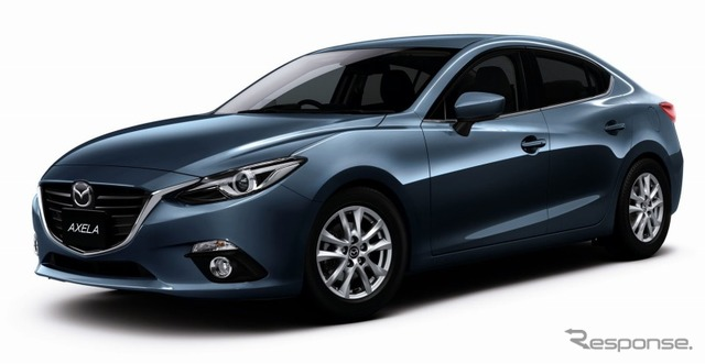 Mazda Axela 15 S touring