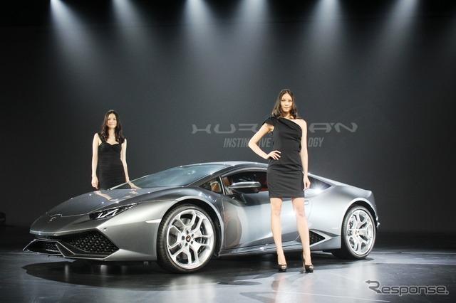 Lamborghini ウラカン