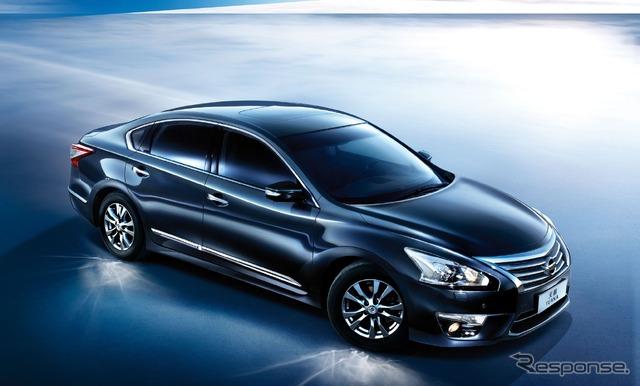 New Nissan Teana (China version)