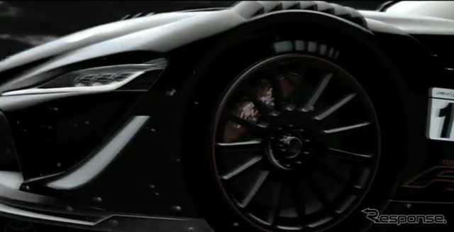 Toyota FT-1 new version image