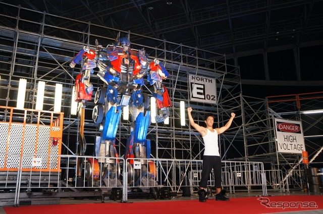 "Events commemorating the movie ""Transformers/lost age' published 'Transformers WTF"