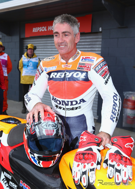 Mick (Michael) Doohan said