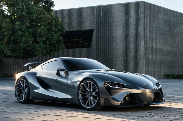 New specification of Toyota FT-1, Graphite FT-1 concept