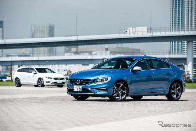 Volvo-S60 T4 r-design PLUS