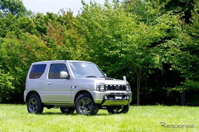 Suzuki Jimny Land Venture