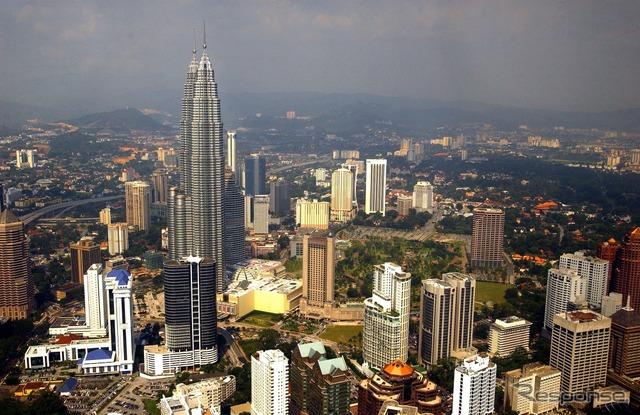 العاصمة الماليزية كوالالمبور (صورة)