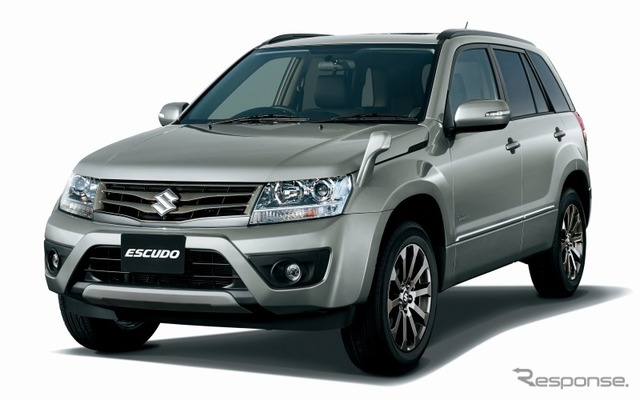 Suzuki Escudo Land Breeze