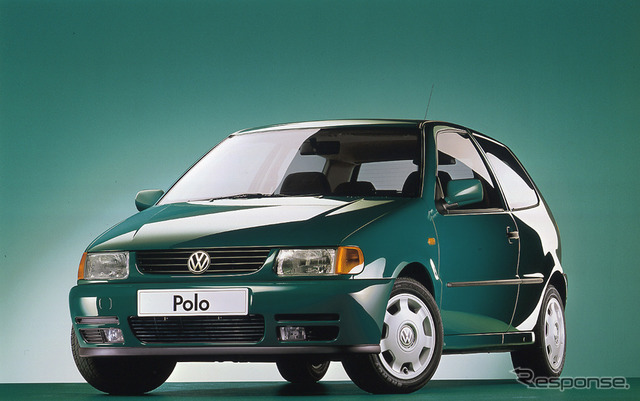 3rd generation VW Polo