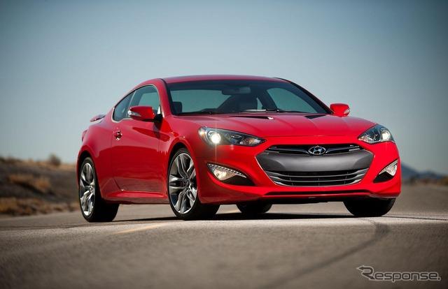 Hyundai Genesis Coupe-2015