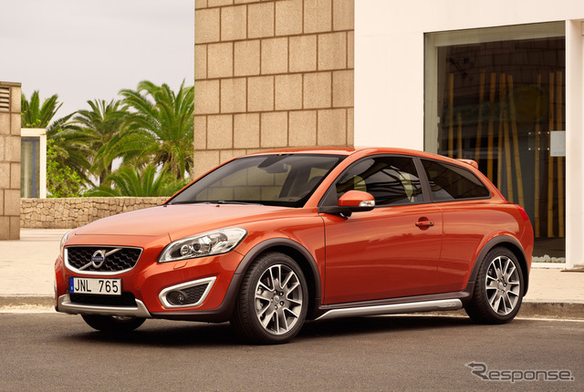 Volvo C30 (reference image)