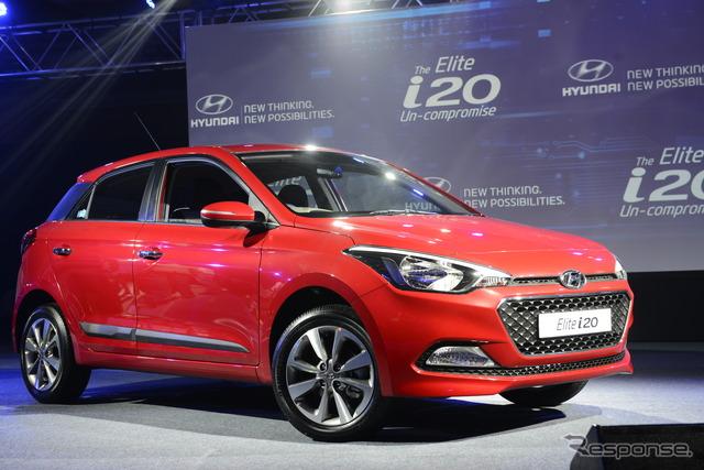 New Hyundai i20 elite
