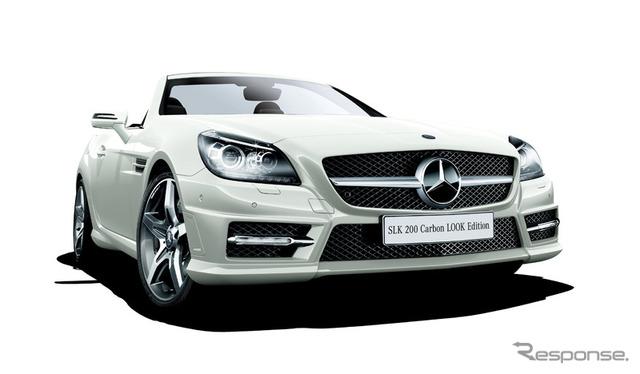 Mercedes-Benz SLK200 カーボンルックエディション