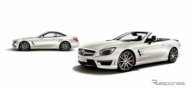 Mercedes-Benz SL-Class-2 ルックエディション