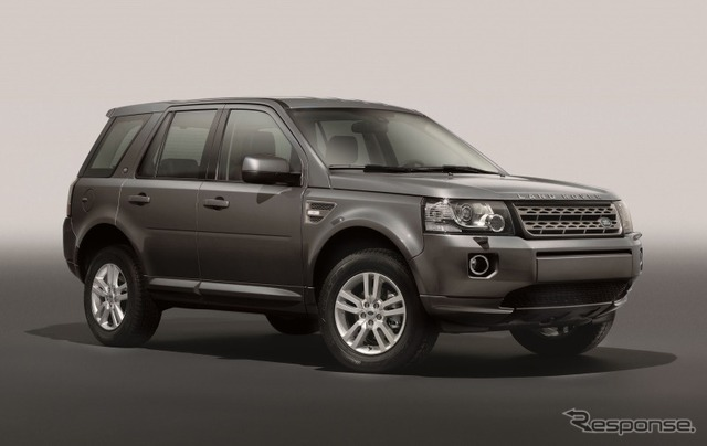 Land Rover Freelander 2 final Edition