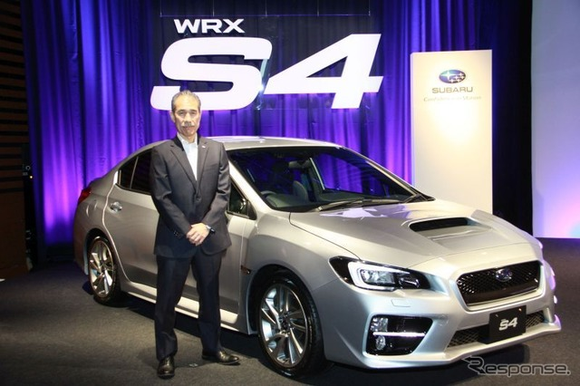 New WRX S4 Launch