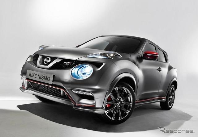Nissan Juke Nismo RS (reference image)