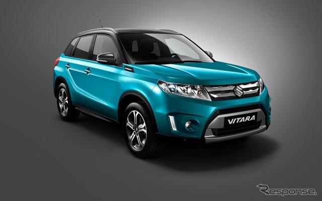 The all-new Suzuki Vitara