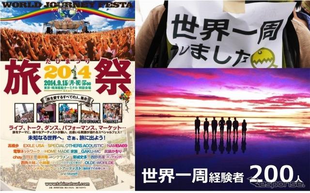 Traveling festival 2014