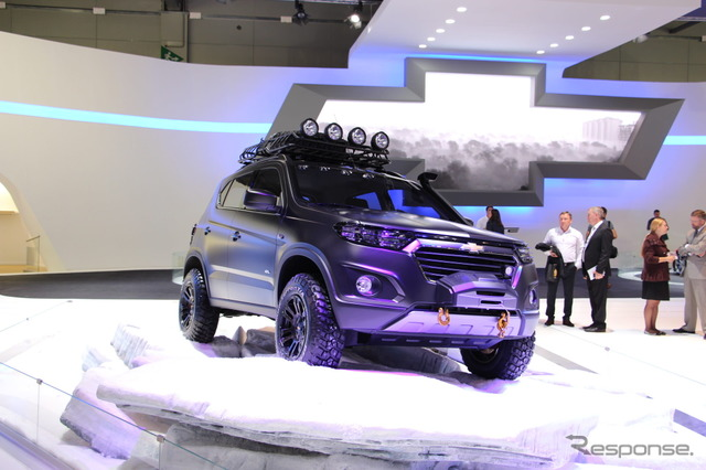 Chevrolet Niva ( concept )