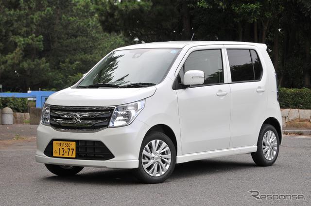 Suzuki Wagon R FZ