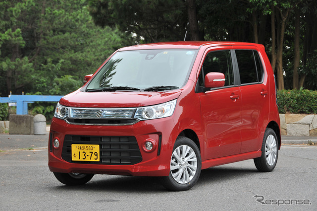 Suzuki Wagon R Stingray X