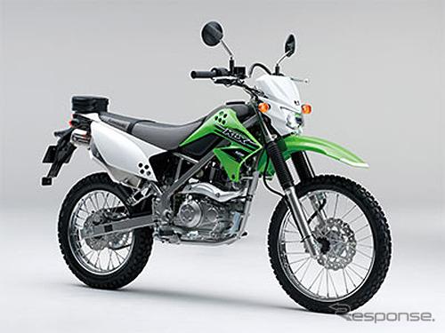 Kawasaki KLX125 (2015 model)