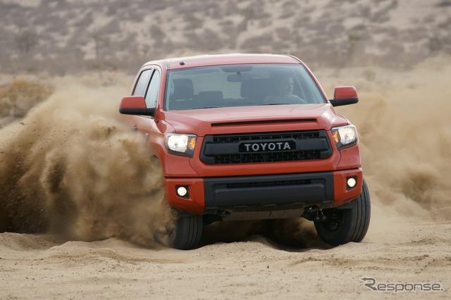 Toyota TRD Pro series ( tundra )