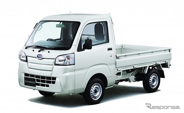 Subaru-new Sambar truck