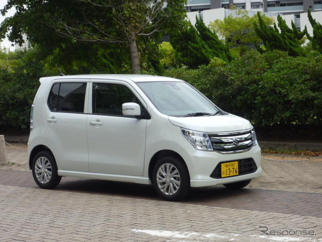 New Suzuki Wagon R