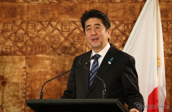 Prime Minister Shinzo Abe (reference image)