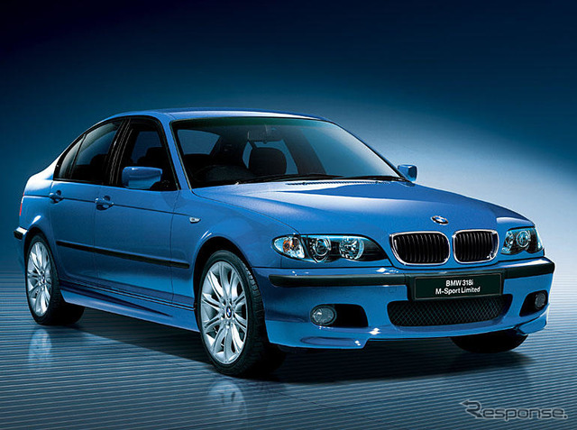 BMW 318i (reference image)