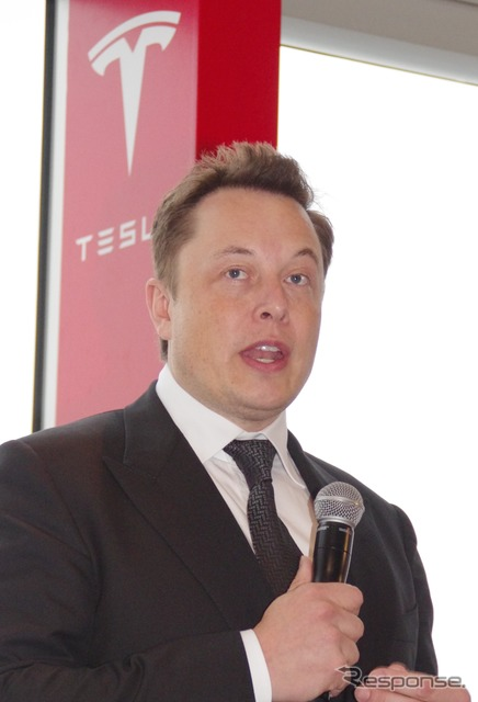 Tesla Motors, Elon Musk
