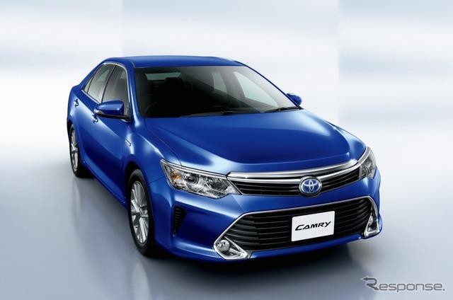 Updated Toyota Camry