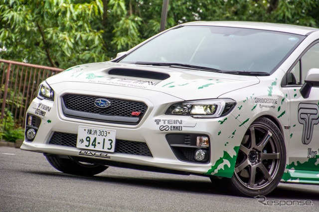 TEIN's MONO SPORT for the Subaru WRX STI