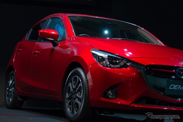 New Mazda Demio