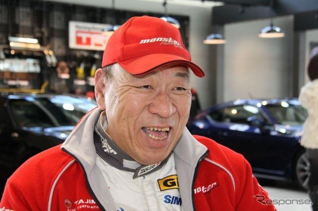 Nobuhiro Tajima said