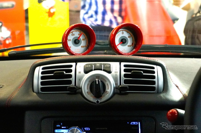 Smart Fortwo electro-drive Edition Disney